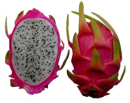 frutas desconocidas o poco común