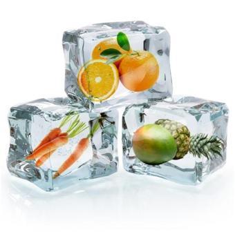 La magia de congelar la fruta mangost n fruit - Empresas de alimentos congelados ...