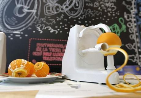 """""""España: Pelamatic lanza """"Orange Peel"""", un robot para pelar frutas y hortalizas"""""""