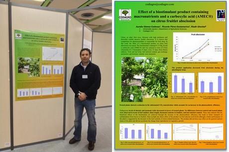 Codiagro awarded at the 1st World Congress on Biostimulants