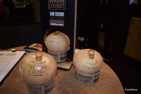 genuine coconut
